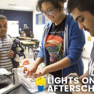 Lights on Afterschool 2018