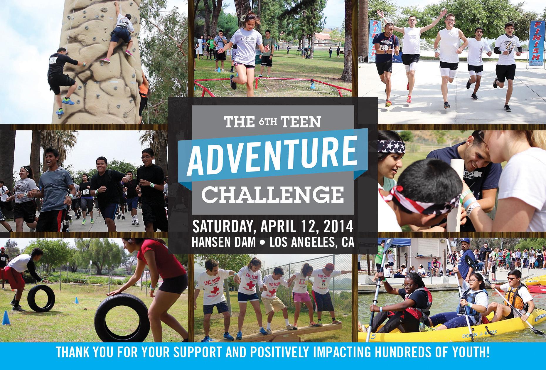 teen adventure challenge Archives - arc