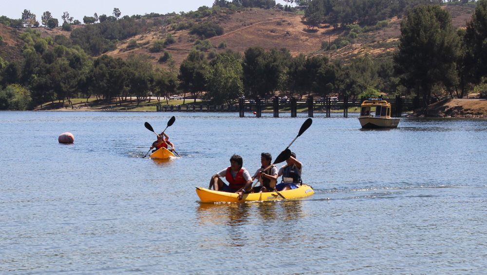 Teen Adventure Challenge - Kayaking Adventure