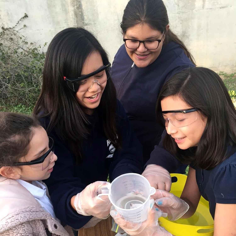 science-measuring